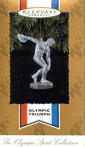 Olympic Triumph - The Olympic Spirit Collection - 1996