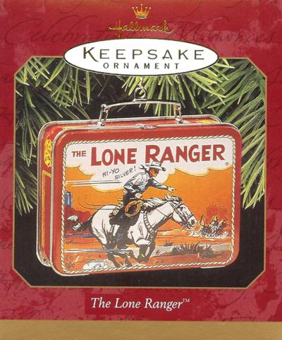 The Lone Ranger - Lunch Box - 1997