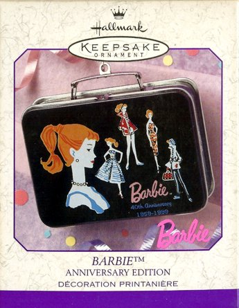 Barbie � 40th Anniversary Edition - Lunch Box - 1999