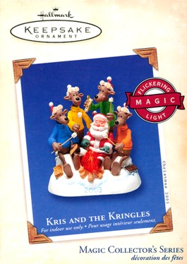 Kris and the Kringles - 3rd - Magic - 2003