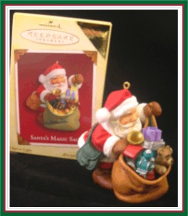 Santa's Magic Sack - VIP - Colorway Repaint - 2005